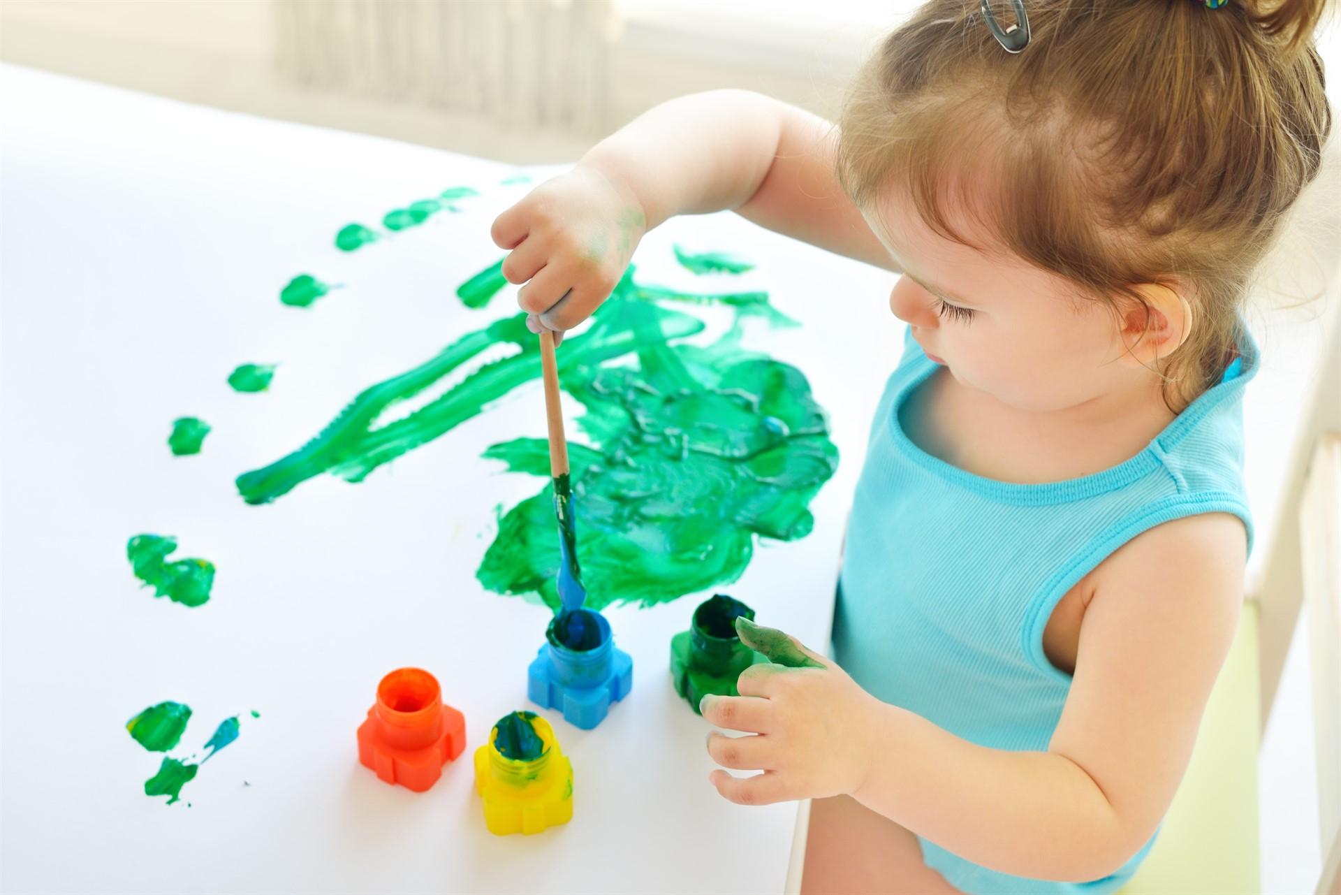 The Impact of Art on Kids